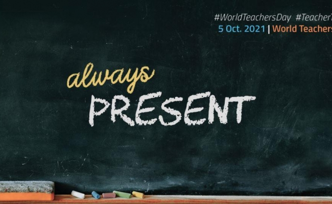 SBASHK-u uron 5 tetorin- Ditën Botërore të Mësuesve
